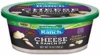 Hidden Valley Deluxe Garlic Parmesan Cheese & Ranch Dip