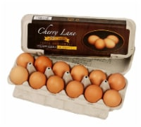 Cherry Lane Grade AA Large Brown Eggs