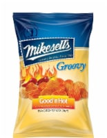Mike-Sell's Groovy Good N Hot Potato Chips