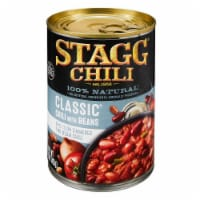 Stagg® Classic Chili with Beans - 15 oz