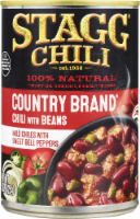 Stagg Chili Country Brand Mild Chili with Beans
