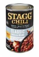 Stagg® Classic Chili with Beans - 38 oz