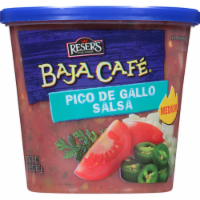 Reser's Baja Cafe Pico De Gallo Salsa