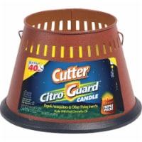 Cutter Citro Guard Citronella Triple Wick Candle