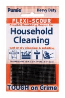 Pumie Flexi-Scour Scrubbing Screen for Household Cleaning - Case of: 24