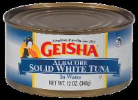 Geisha Solid White Tuna in Water