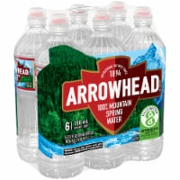 Arrowhead Mountain Spring Bottled Water