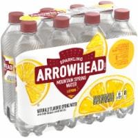 Arrowhead Lemon Sparkling Mountain Spring Water
