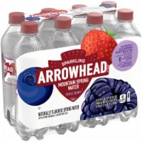 Arrowhead Triple Berry Sparkling Water