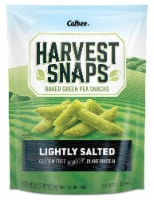 Harvest Snaps Lightly Salted Green Pea Snack Crisps