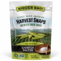 Harvest Snaps Lightly Salted Green Pea Snack Crisps