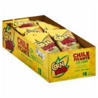 CornNuts Chile Picante - 1.7 oz. bag, 216 per case