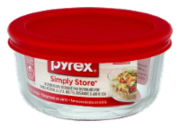 Pyrex Simply Store Glass Storage Container - 1 Cup