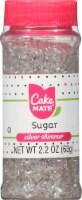 Cake Mate Silver Sugar Decors