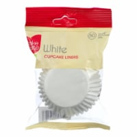 Cake Mate White Baking Cups