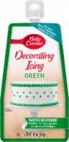 Betty Crocker Decorating Icing Pouch - Green - 8 oz