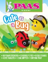 PAAS® Cute As A Bug Egg Decorating Kit