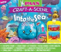 PAAS® Craft-A-Scene Into the Sea Egg Decorating Kit