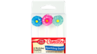 Betty Crocker Daisy Candles