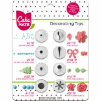 Cake Mate Decorating Tips Variety Pack