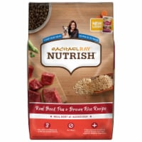 Rachael Ray Nutrish® Real Beef With Pea & Brown Rice Natural Dry Adult Dog Food - 40 lb