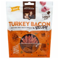 Rachael Ray Nutrish Turkey Bacon Recipe Dog Treats - 12 oz