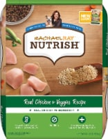 Rachael Ray Nutrish Real Chicken & Veggies Recipe Dry Dog Food