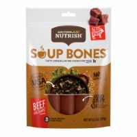 Rachael Ray Nutrish Soup Bones with Beef & Barley Dog Chew Bones