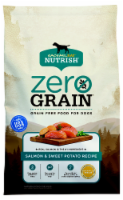 Rachael Ray Nutrish Zero Grain Salmon & Sweet Potato Recipe Dry Dog Food