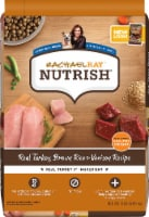 Rachael Ray Nutrish Turkey Brown Rice and Venison Dry Dog Food