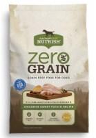 Rachael Ray Nutrish Zero Grain Chicken & Sweet Potato Recipe Dry Dog Food
