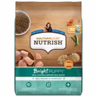 Rachael Ray Nutrish Bright Puppy Real Chicken & Brown Rice Recipe Premium Dry Puppy Food
