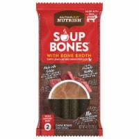 Rachael Ray Nutrish Soup Bones Beef Dog Chew Bones