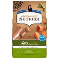 Rachael Ray Nutrish Zero Grain Chicken & Sweet Potato Dry Dog Food