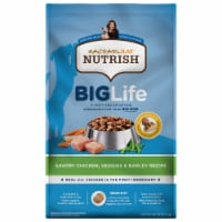 Rachael Ray Nutrish Big Life Savory Chicken Veggie & Barley Dry Adult Dog Food