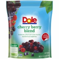 Dole Cherry Berry Blend Frozen Fruit