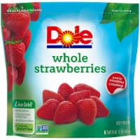 Dole Whole Frozen Strawberries