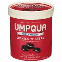 Umpqua Cookies & Cream Ice Cream