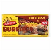Lynn Wilson's™ Beef & Bean Burritos Value Pack - 8 ct / 32 oz