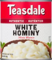 Teasdale White Hominy