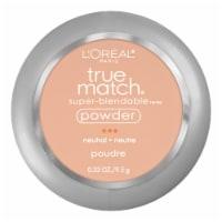 L'Oreal® Paris True Match® Natural Buff Super-Blendable Powder - 1 ct
