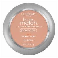 L'Oreal Paris True Match Honey Beige Powder Foundation - 1 ct