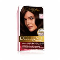 L'Oreal Paris Excellence Creme 5AR Medium Maple Brown Hair Color Kit
