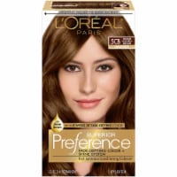 L'Oreal Paris Superior Preference Medium Chestnut Brown 5CB Permanent Hair Color