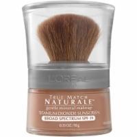 L'Oréal Paris True Match Loose Powder Mineral Foundation Makeup Soft Sable - 1 ct