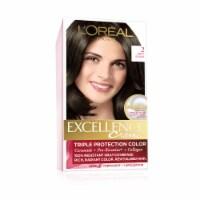 L'Oreal Paris Excellence Creme 2 Soft Black Hair Color