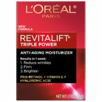 L'Oreal Paris RevitaLift Triple Power Anti-Aging Moisturizer