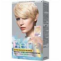 L'Oreal Paris Feria Multi-Faceted Shimmering Permanent Hair Color 205 Bleach Blonding