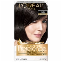 L'Oreal Paris Superior Preference 3 Soft Black Natural Hair Color