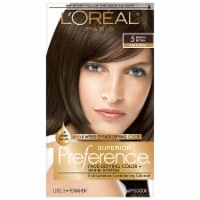 L'Oreal Paris Superior Preference Medium Brown 5 Permanent Hair Color